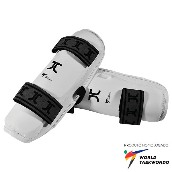 Protetor de Canela JCalicu homologado World Taekwondo WT (WTF)