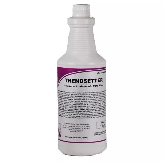 trendsetter selador e acabamento para pisos