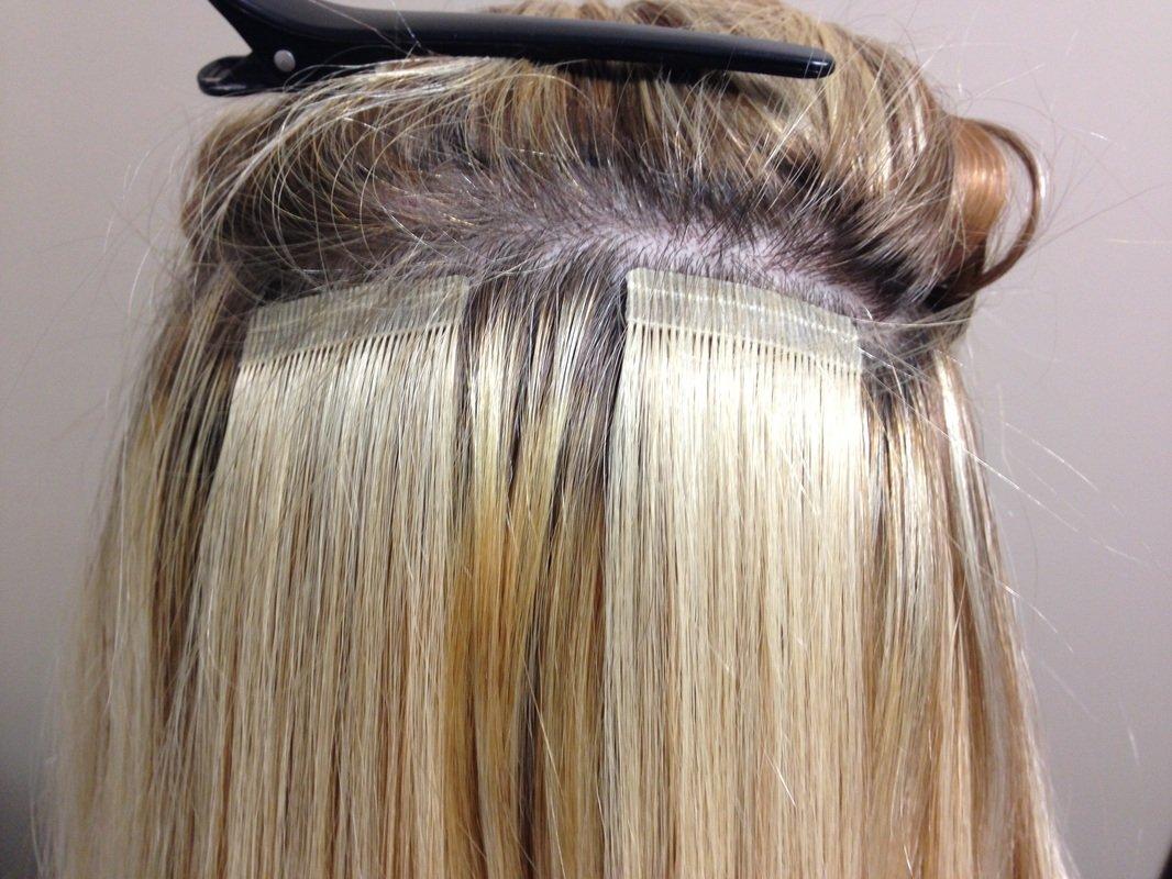Mega Hair Na Fita Adesiva Cabelos Naturais