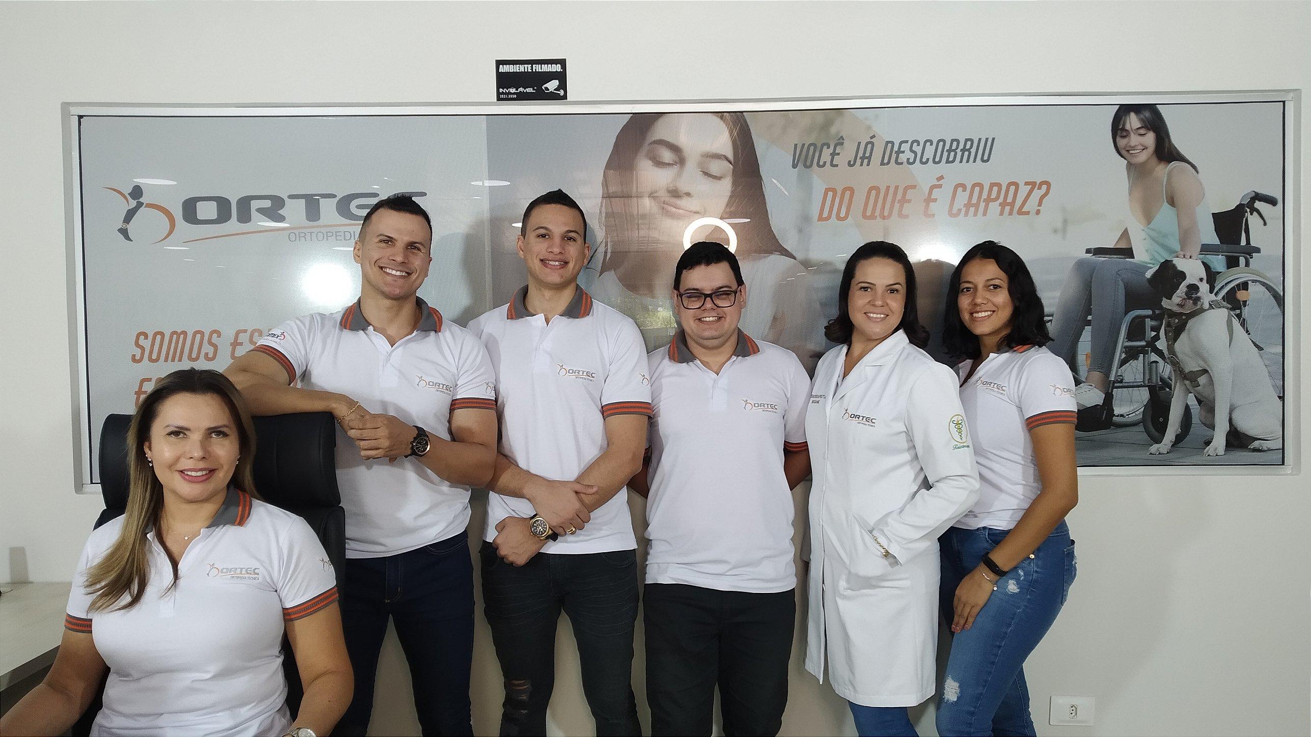 fotos da equipe