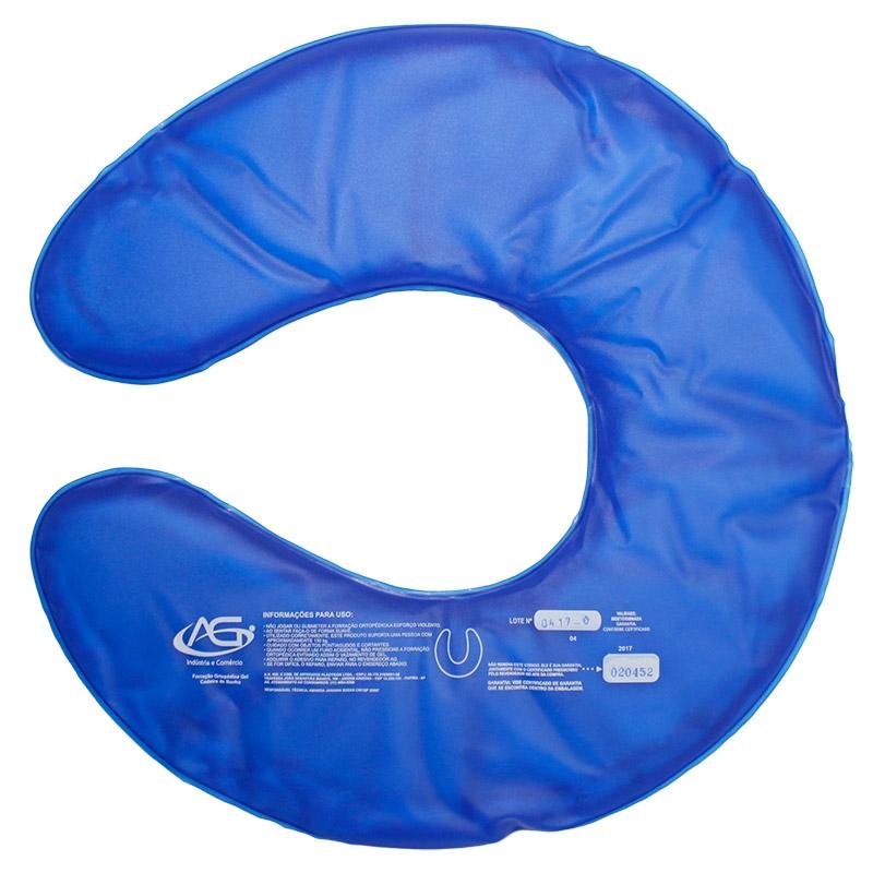 df22805e40f6 ... Almofada Ortopédica em Gel Para Cadeira de Banho - AG - Imagem 2 ...
