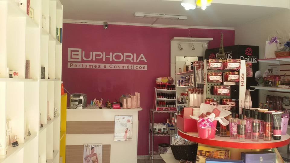 Euphoria Perfume Loja Física