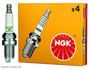 Jogo Vela de ignição NGK BKR5EYA-11 - Corolla 1.6 / 1.8 16V - Fielder 1.8 16V