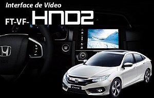 Desbloqueio de Tela Honda Civic 2017