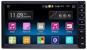 Central Multimídia Caska Android Navpro NP-8188 Waze 2-din Universal