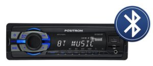 Auto Rádio Pósitron SP2310BT com USB e Bluetooth