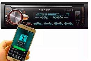 Pioneer MVH-X30BR Usb Bluetooth Lançamento 2018
