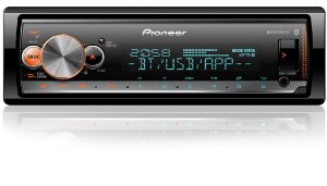 Pioneer Mvh-x300br Usb Bluetooth Lançamento 2019
