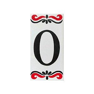 """Número """"0"""" de Cerâmica Espanha"""