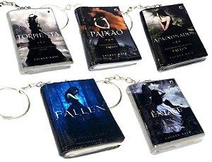 Chaveiro Fallen Mini Livro (5 opções)