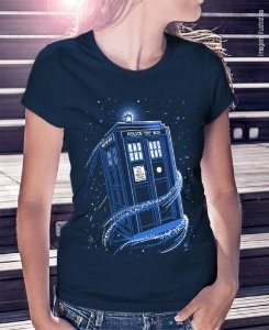 Camiseta Doctor Who