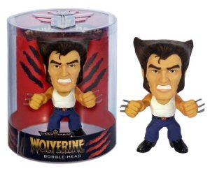 Bobble-head do Wolverine (X-Men)