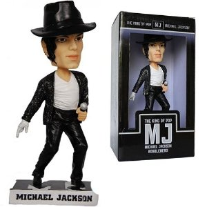 Bobble-Head Michael Jackson