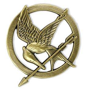 Broche Jogos Vorazes Tordo - Hunger Games