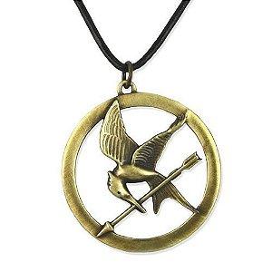 Colar Jogos Vorazes - Tordo pequeno - The Hunger Games