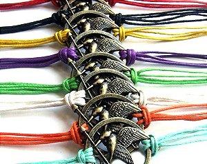 Pulseira Jogos Vorazes - Tordo cordão simples