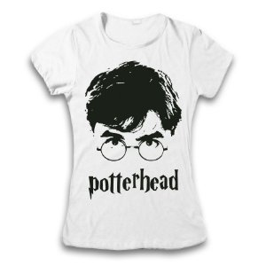 Camiseta Harry Potter - Potterhead