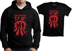 Camiseta The Walking Dead (ou moletom)