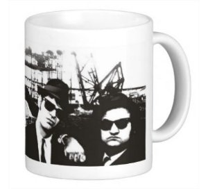 Caneca Blues Brothers