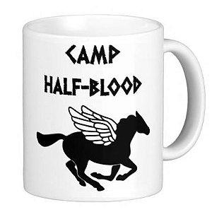 Caneca Percy Jackson - Camp Half-Blood (Pegasus 4)