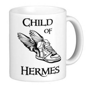 Caneca Percy Jackson - Child of Hermes