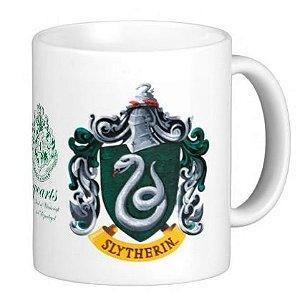 Caneca Harry Potter - Slytherin / Sonserina