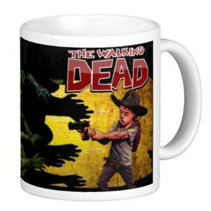 Caneca The Walking Dead - modelo 14