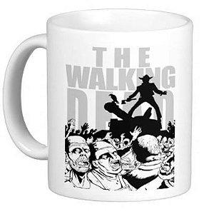 Caneca The Walking Dead - modelo 4