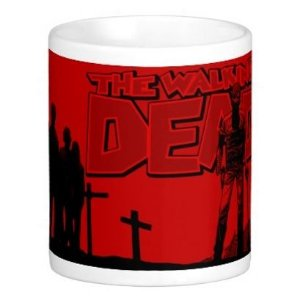 Caneca The Walking Dead - modelo 11