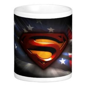 Caneca Super-homem - modelo 1