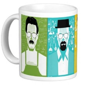 Caneca Breaking Bad - modelo 4