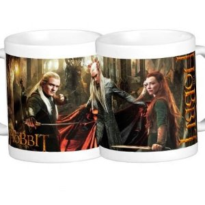 Caneca The Hobbit - modelo 4