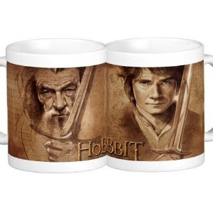Caneca The Hobbit - modelo 8