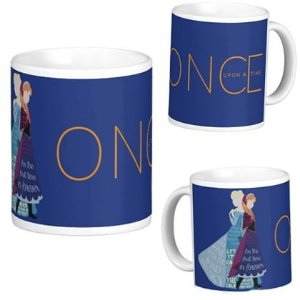 Caneca Once Upon a Time - modelo 4
