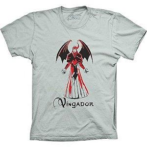Camiseta Caverna do Dragão - Vingador