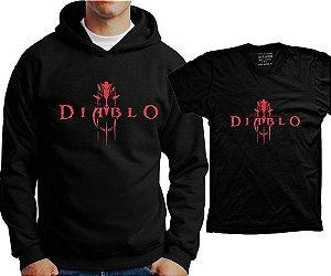 Camiseta Diablo (ou moletom)