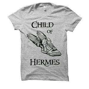 Camiseta Percy Jackson - Child Of Hermes