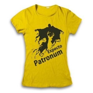 Camiseta Harry Potter - Expecto Patronum