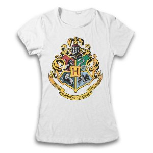 Camiseta Harry Potter - Hogwarts modelo 1