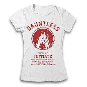 Camiseta Divergente - Dauntless Initiate