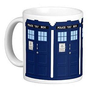 Caneca Doctor Who - modelo 1