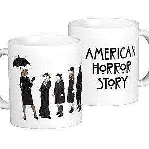 Caneca American Horror Story - modelo 1