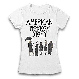 Camiseta American Horror Story - modelo 2