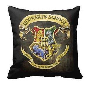 Almofada Harry Potter - Hogwarts paint