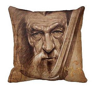 Almofada Hobbit - Gandalf