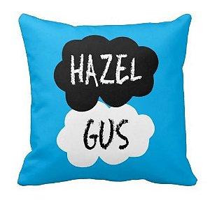 Almofada A Culpa é Das Estrelas - Hazel & Gus
