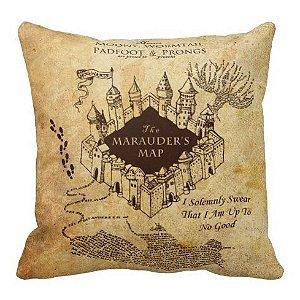 Almofada Harry Potter - Mapa dos Marotos