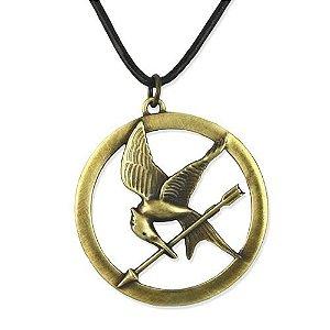 Colar Jogos Vorazes - Tordo grande - The Hunger Games