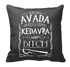 Almofada Harry Potter - Avada Kedavra