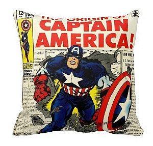 Almofada Capitão América - modelo 4